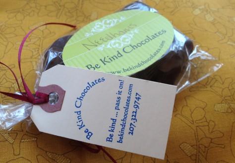 Be Kind Chocolates