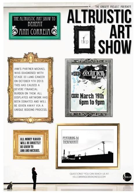 altruistic art show