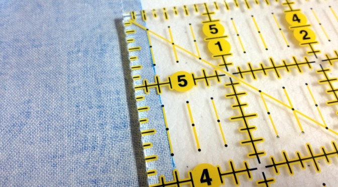 Perfect Seams on National Quilting Day