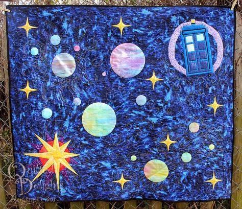 quilted delights universe quilt full