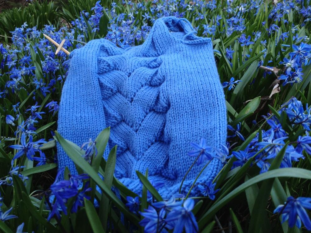 Beauteous, Bountiful, Botanical Blue! (3/6)