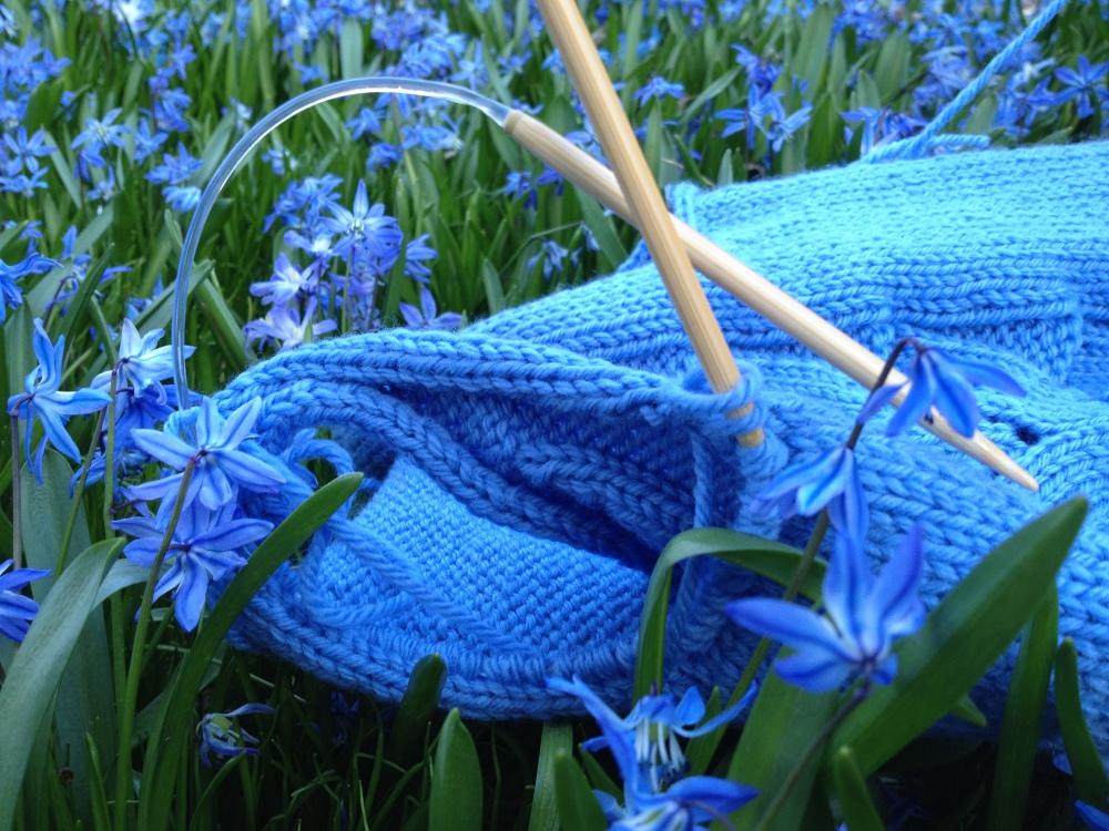 Beauteous, Bountiful, Botanical Blue! (5/6)
