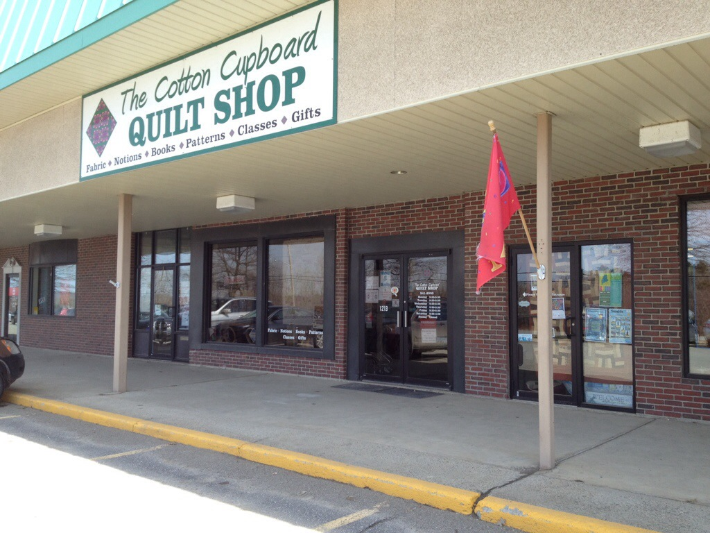 Maine Quilt Shop Hop 2014: Bangor Day   Night Quilter : the cotton cupboard quilt shop - Adamdwight.com