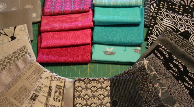 My Modern Fabric Designer All-Star Quilt