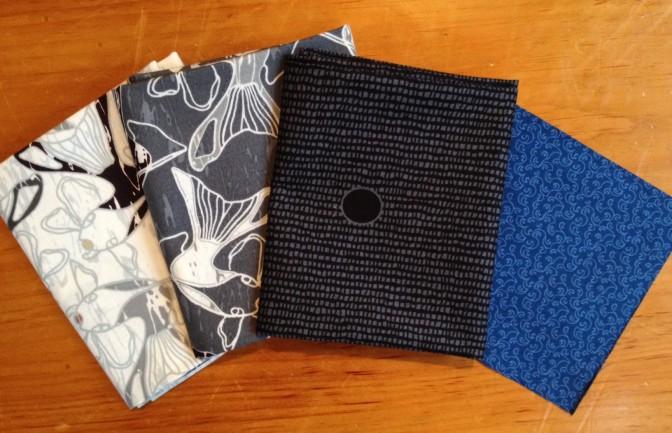Maine Quilt Shop Hop 2014: Z Fabrics