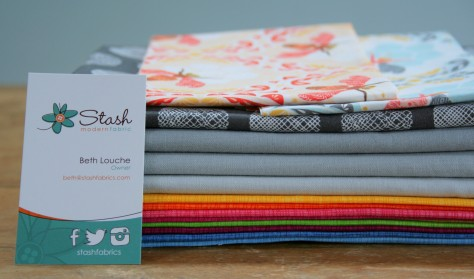 fabric stash additions