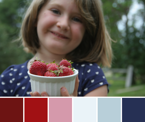 Color Inspiration Thursday {8} (1/2)