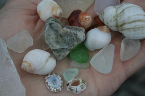 maine beach treasures