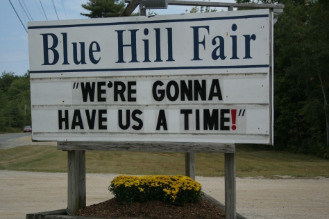 blue hill fair maine