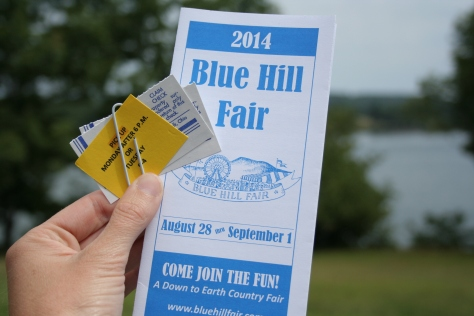 blue hill fair tags