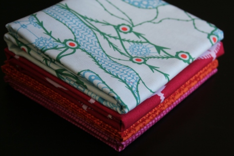 Anna Maria Horner and Denyse Schmidt fabric bundle