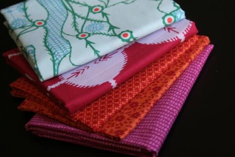Anna Maria Horner and Denyse Schmidt fabric bundle