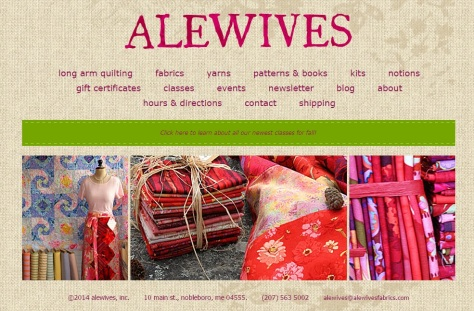 alewives website