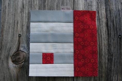 tula pink block 57 modern quilt