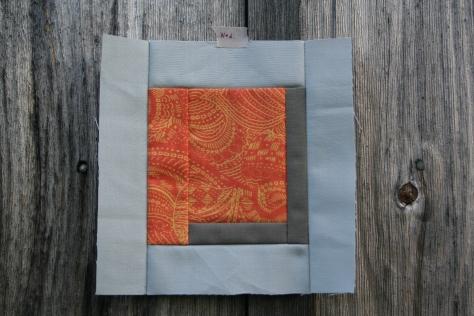 tula pink block 97 modern quilt
