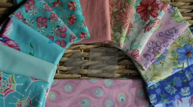 A Garden {Quilt} Full of Florals