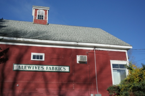 alewives fabric store nobleboro maine