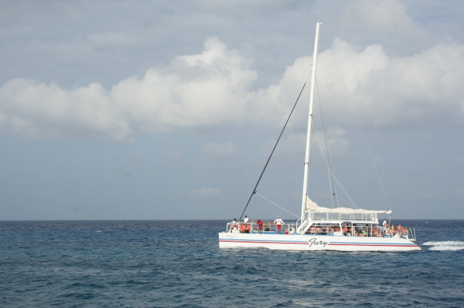 catamaran cozumel mexico