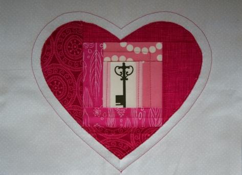 key to my heart tutorial