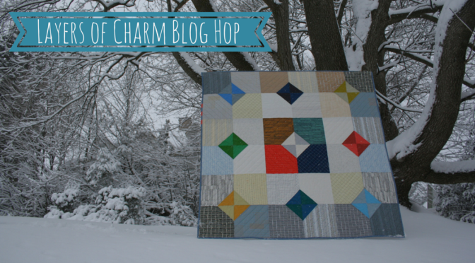 Doe Layers of Charm Quilt & a Giveaway