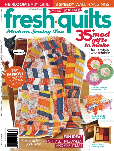 fresh quilts magazine