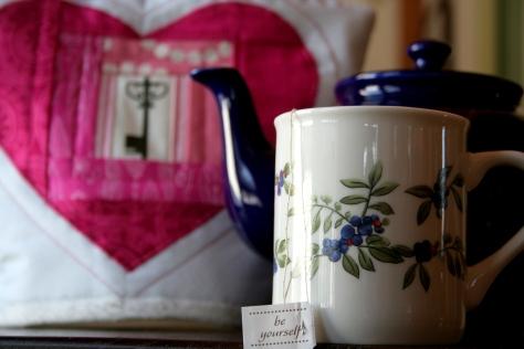 valentine's tea cozy