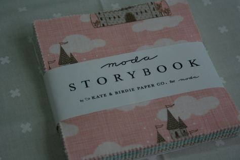 moda storybook charm pack