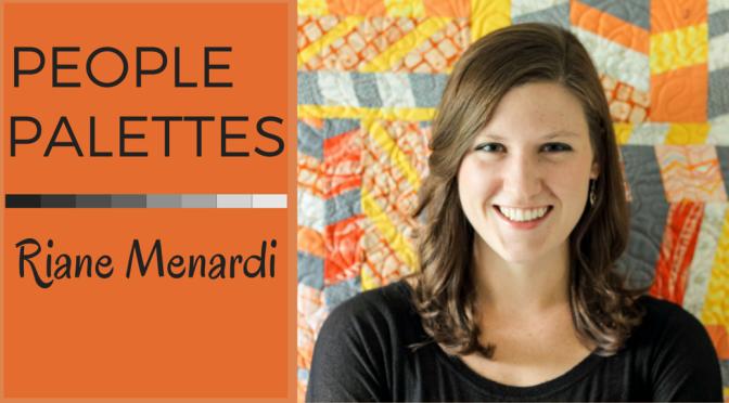 People Palettes Riane Menardi