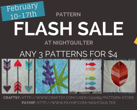 flash pattern sale