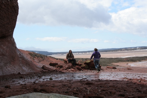 babymoon to the bay of fundy photo fail