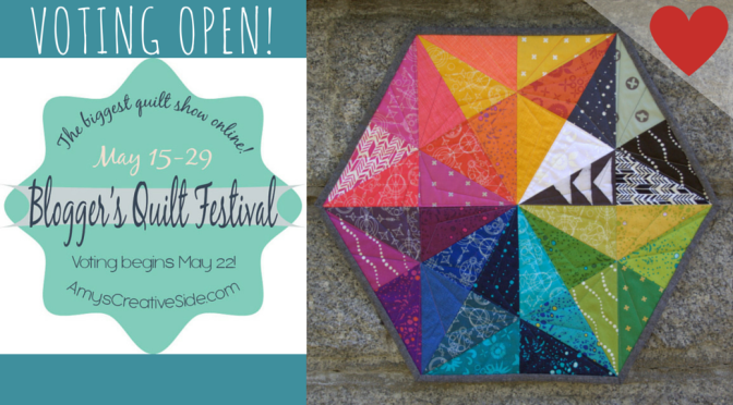 Voting Open for Bloggers Quilt Festival