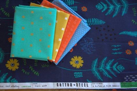 giveaway fabric bundle