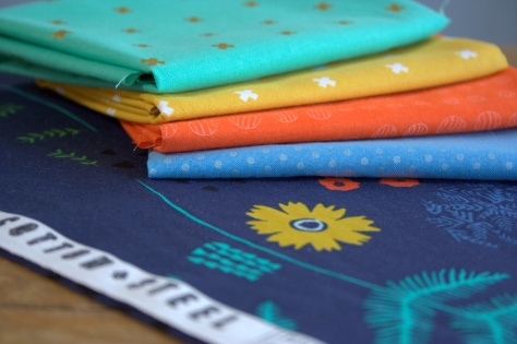 giveaway fabric bundle
