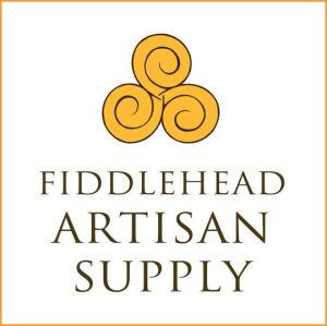 Fiddlehead Artisan Supply in Belfast, Maine
