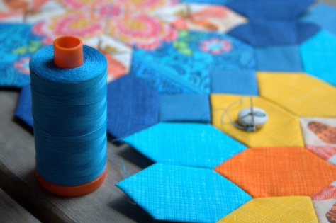 perfectly matching aurifil