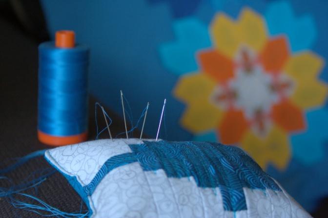 Hand Stitching Preparedness {Tip}