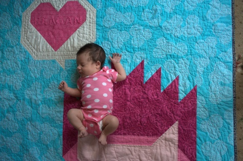 gift of love quilt