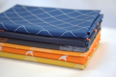 summer nights fabric bundle fiddlehead