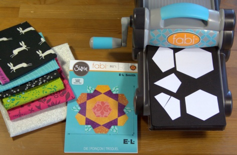 Sizzix Fabi die cutting machine