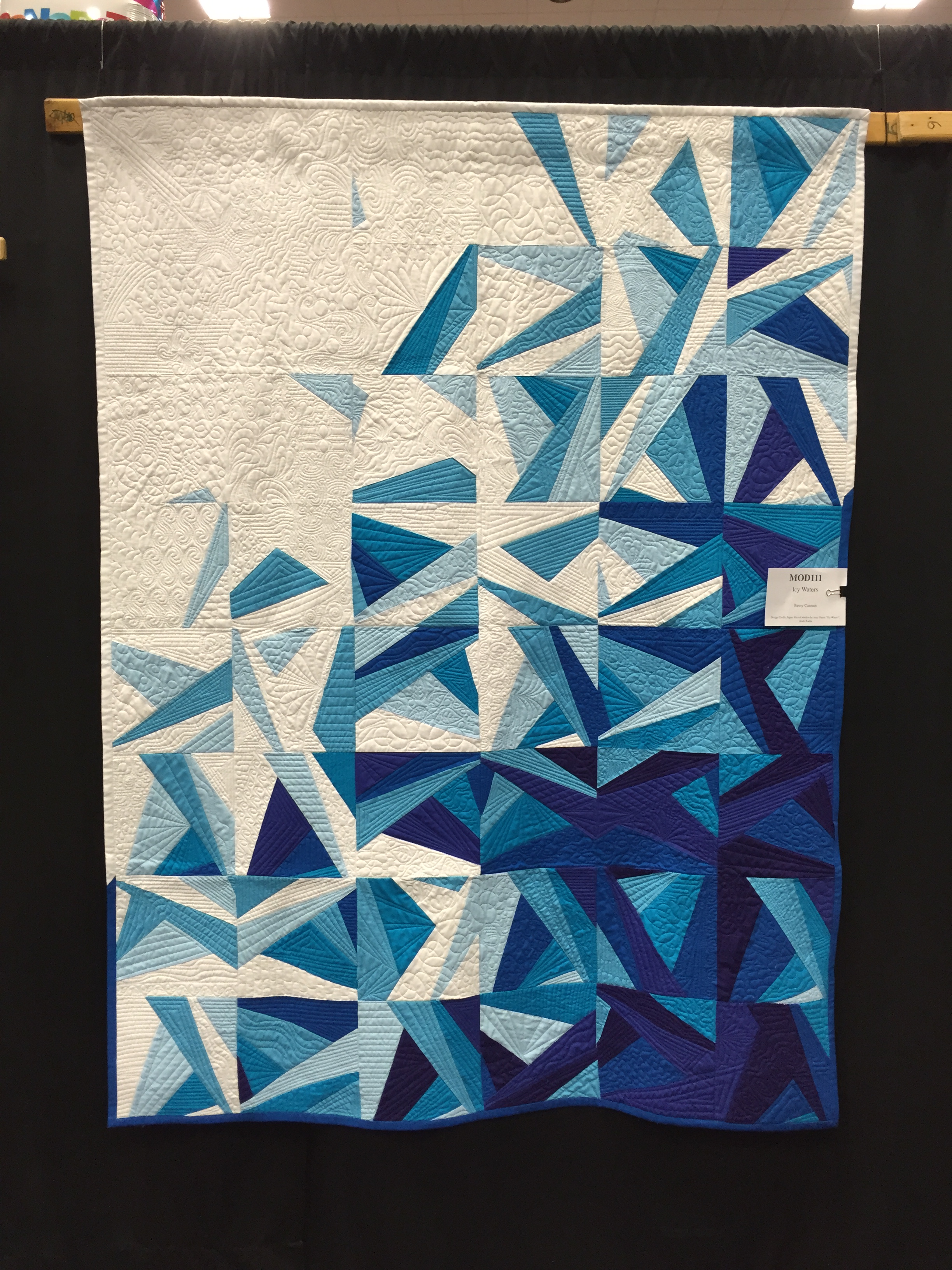 Maine Quilts 2015 Night Quilter