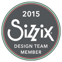2015 sizzix design team member