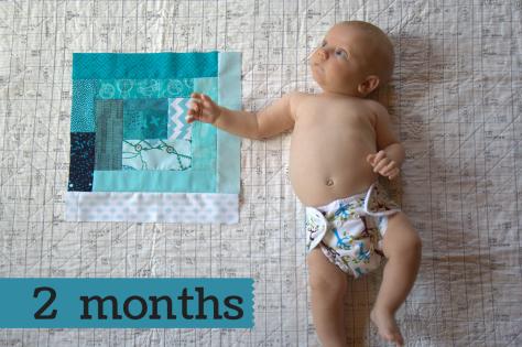 Finn 2 Months