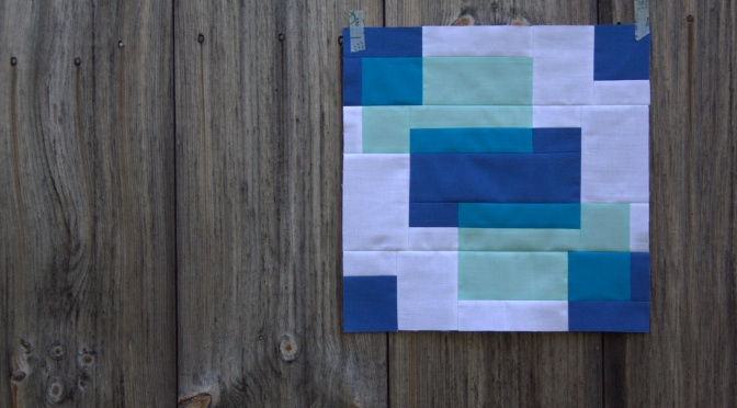 Fabri-Quilt New Block Blog Hop: Transparent Play {Tutorial}