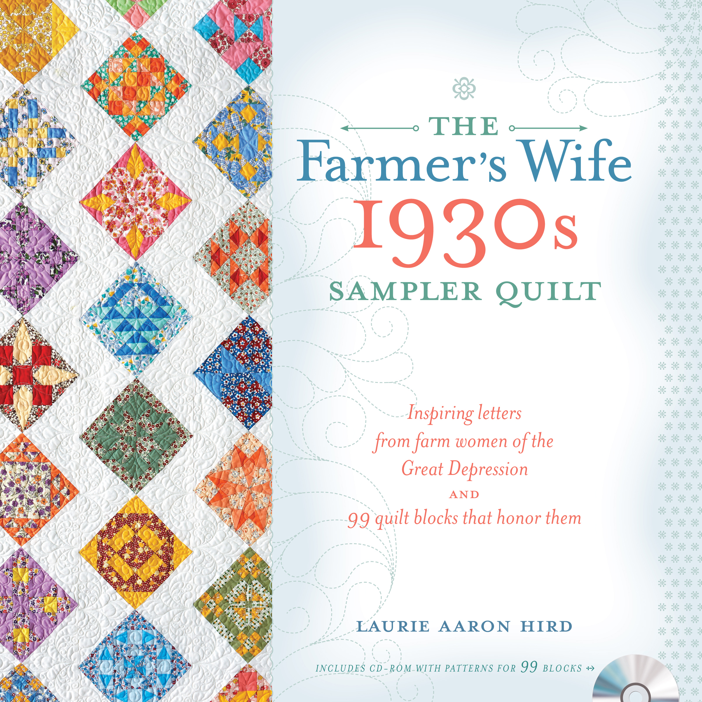 farmer's wife 1930s sampler quilt