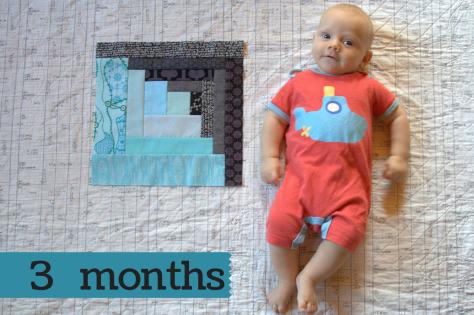 Finn 3 Months