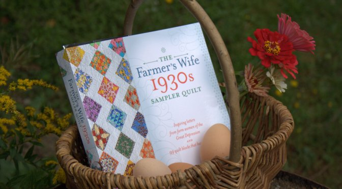 The Farmer's Wife 1930s Sew Along