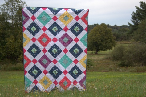 welded quilt agf stitched