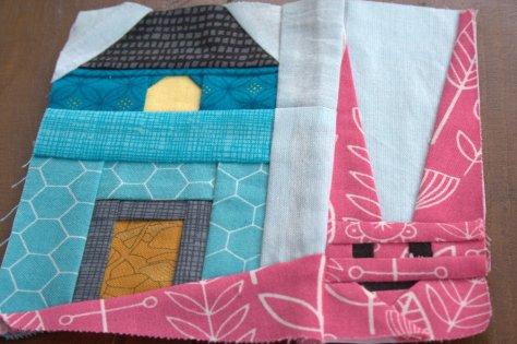 mini snail house mini mini quilt