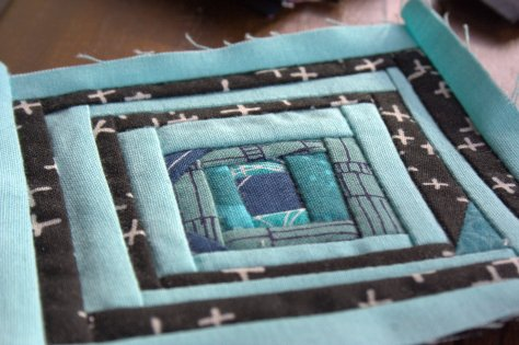 sew smaller