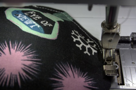 sizzix beanbag tutorial sew closed